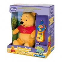 60304 Медвежонок Винни с телефоном Clementoni