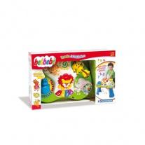 60322 Детский столик  Веселый зоопарк Clementoni Belbebe