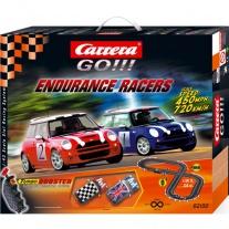 "62100 Автотрек ""Endurance Racers GO!!!"" с 2 машинками 1:43 Carre"