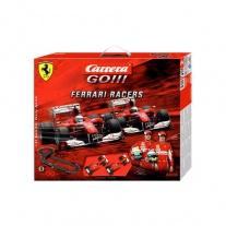62230 Автотрек Гонщики Ferrari GO!!! Carrera