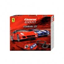 62233 Автотрек Ferrari GTGO!!! Carrera