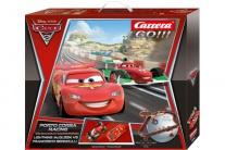 62238 Автотрек Disney Тачки 2 Гонки Порто Корса GO!!! Carrera