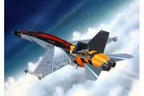 """64001 Набор """"Самолет CF -18C Hornet C"""", масштаб 1:144(в набор вх"""