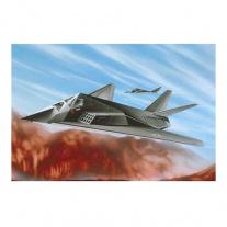 """64037 Набор """"Самолет F-117 Stealth Fighter"""", масштаб 1:144(в наб"""