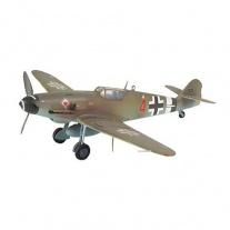 """64160 Набор """"Самолет Messerschmitt Bf-109""""(в набор входят краски"""