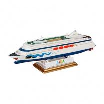 """65805 Набор """"Корабль AIDA""""(в набор входят краски, клей и кисточк"""