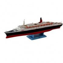 """65806 Набор """"Корабль Queen Elizabeth 2""""(в набор входят клей и кр"""