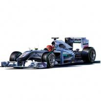 67098 Набор Гоночный автомобиль Формулы-1 Mercedes-Benz GP W01 (