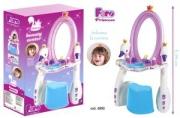 """6890 Туалетный столик """"Принцесса"""" 94 см. Faro"""