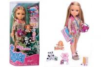 "700007274 Кукла Нэнси ""Защитница животных"", 48 см Famosa"
