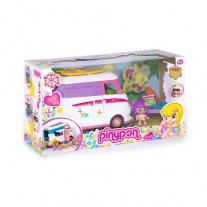 700007354 Многофункциональный микроавтобус для кукол Пинипон +1