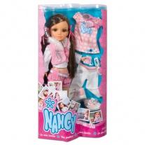 """700007402 Кукла Нэнси """"Как ты"""", брюнетка, 45 см Famosa"""