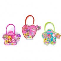 700007515 Пластиковая сумочка с куклой Пинипон и питомцем (3 шт