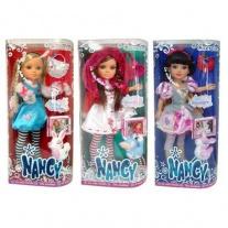 """700007820 Кукла Нэнси в наряде """"Красная шапочка"""" / """"Белоснежка"""""""
