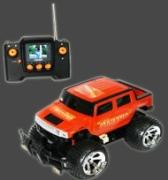 700201 Радиоуправляемый автомобиль с камерой Hammer H2 Spycam NI