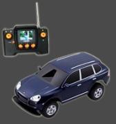 700400 Радиоуправляемый автомобиль с видеокамерой Porsche Cayenn