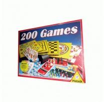 """780233 Набор """"200 игр"""" + шахматы Piatnik"""