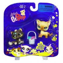 """78895/ast68944 Два котёнка из серии """"Маленький зоомагазин"""" (ассортимент А) Hasbro"""