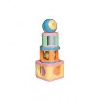 80041 Пирамидка Tolo Baby Tolo Toys