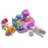 """81137 Игровой набор """"Детская"""" для хомячков-малышей Zhu Zhu Pets"""