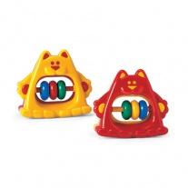 86140 Погремушка «Котёнок» Tolo Toys