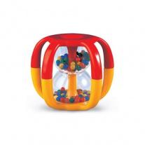 86280 Погремушка «Песочные часы» Tolo Toys