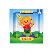 86421 Мишка-акробат Tolo Toys