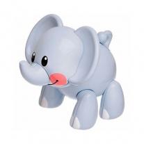 86580 Фигурка «Слонёнок» из серии «Первые Друзья - Сафари». Tolo