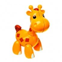 86584 Фигурка «Жираф» из серии «Первые Друзья - Сафари». Tolo To