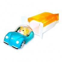 86636 Машинка и гараж для хомячков из серии Zhu Zhu Pets Cepia