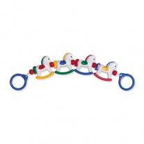 87250 Погремушка на коляску «Пони» Tolo Toys