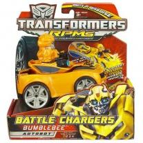 """89260/ast84230 Автобот Бамблби (cерия """"Трансформеры: месть падших"""", линия """"Бэттл Чэрджерс"""") Hasbro"""