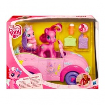 """93238 Игровой набор """"Малютка пони в машинке"""" Hasbro"""
