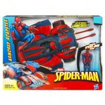 93637 Бронированный автомобиль-родстер (с фигуркой Человека-Паука в комплекте) Hasbro