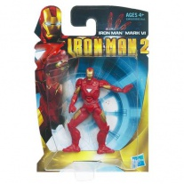 93893/ast93892 Фигурка Железного Человека в броне Марк IV (8 сантиметров) Hasbro