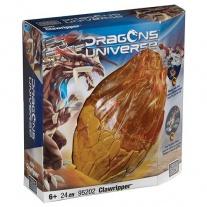 """95201 Дракон Клоуриппер в яйце из серии """"Драконы Юнивёрс"""" Mega B"""