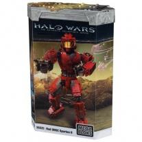 """96820 Фигурка воина Spartan II в красной броне из серии """"Halo"""" M"""