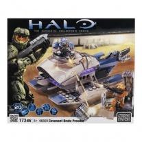 """96869 Космический корабль с фигурками воинов """"HALO"""" Mega Bloks"""