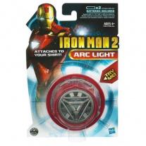 97840(28468) Нагрудный реактор Железного Человека (с подсветкой, круглой формы) Hasbro