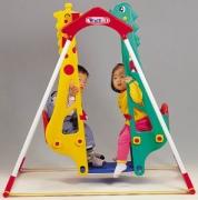 """DS-710 Качели """"Жираф-Дракон"""" Haenim Toys"""