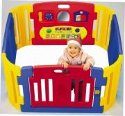 HNP-734M Mанеж детский музыкальный Haenim Toys