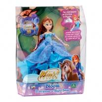 """01251001 Кукла Винкс """"Блум - Поющая принцесса"""" Winx"""