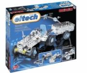 00003 Конструктор трактор с оборудованием (390 деталей) Eitech