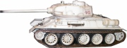 """RC4809 Р/у танк """"Т34"""", 1:16 ИК пушка"""
