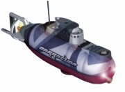 """RC4814 Радиоуправляемая подводная лодка """"Barracuda"""", камуфляж"""