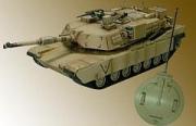 "RC6367 Р/у танк ""Abrams""  1:56"