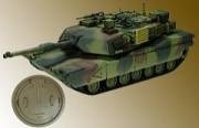 "RC6368 Р/у танк ""Abrams""  1:56"