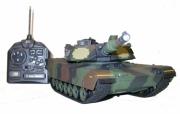 """RC8125 Р/у танк """"Abrams"""" 1:24 ИК пушка"""