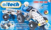 00081 Конструктор Мини трактор Eitech