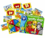 001 Развивающая игра - Пятнистые собачки +3 Orchard Toys